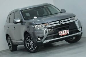 2017 Mitsubishi Outlander ZK MY17 Exceed 4WD Grey 6 Speed Constant Variable Wagon Kedron Brisbane North East Preview