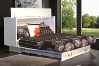 Murphy Bed Queen or Double Size