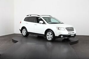 2007 Subaru Tribeca MY08 3.6R Premium (7 Seat) White 5 Speed Electronic Sportshift Wagon Mulgrave Hawkesbury Area Preview