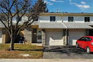 Well Maintained, Spacious Condo-Townhome With Low Maintenance Fe