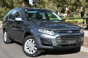 2014 Ford Territory SZ MkII TX Seq Sport Shift Grey 6 Speed Sports Automatic Wagon St Marys Mitcham Area Preview