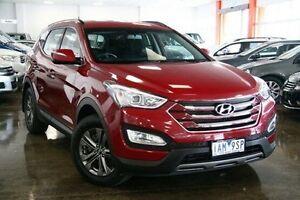 2013 Hyundai Santa Fe DM MY13 Active Red 6 Speed Sports Automatic Wagon Frankston Frankston Area Preview