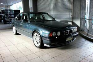 1995 BMW M5 E34 Limited Edition Green Manual Sedan