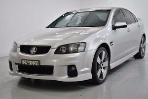 2013 Holden Commodore VE II SV6 Silver Sports Automatic Sedan Lansvale Liverpool Area Preview