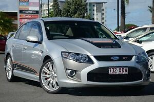 2008 Ford Performance Vehicles GT FG 5th Anniversary Silver 6 Speed Sports Automatic Sedan Macgregor Brisbane South West Preview