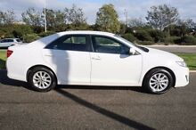 2014 Toyota Camry ASV50R Altise White 6 Speed Sports Automatic Sedan Mindarie Wanneroo Area Preview