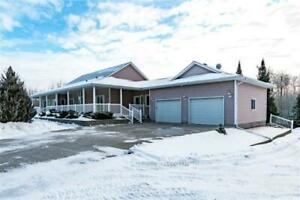 Home for Sale in Rural Strathcona County,  (2bd 2ba)