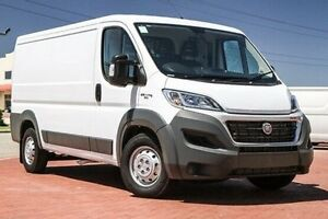 2017 Fiat Ducato Series 6 Low Roof MWB Comfort-matic White 6 Speed Sports Automatic Single Clutch Bibra Lake Cockburn Area Preview