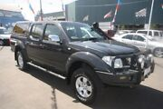 2006 Nissan Navara D40 ST-X Grey 5 Speed Automatic Utility Kingsville Maribyrnong Area Preview