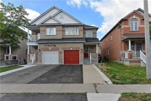 Bright & Gorgeous Semi-Detached 2-Storey In Desirable Location