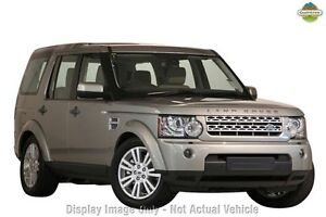 2011 Land Rover Discovery 4 Series 4 MY11 SDV6 CommandShift HSE Gold 6 Speed Sports Automatic Wagon Osborne Park Stirling Area Preview
