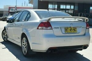 2012 Holden Commodore VE II MY12 SS Silver 6 Speed Sports Automatic Sedan Thornleigh Hornsby Area Preview