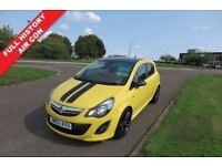 VAUXHALL CORSA 1.2 LIMITED EDITION,2012,17 Alloys,Air Con,Full Service History,Very Clean Example