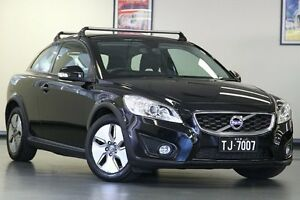 2012 Volvo C30 M Series MY12 DRIVe Black 6 Speed Manual Hatchback Chatswood Willoughby Area Preview