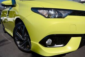 2016 Toyota Corolla ZRE182R SX S-CVT Citrus 7 Speed Constant Variable Hatchback Glendalough Stirling Area Preview