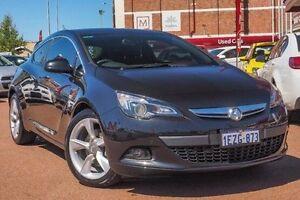 2015 Holden Astra PJ MY16 GTC Sport Black 6 Speed Manual Hatchback Fremantle Fremantle Area Preview