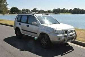 2005 Nissan X-Trail T30 ST (4x4) Champagne 5 Speed Manual Wagon Five Dock Canada Bay Area Preview