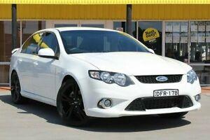 2011 Ford Performance Vehicles GS FG Boss 315 White 6 Speed Manual Sedan Telarah Maitland Area Preview