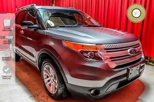 2014 Ford Explorer POWER STEERING! 4WD! CLEAN CARPROOF!