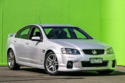 2013 Holden Commodore VE II MY12.5 SV6 Silver 6 Speed Sports Automatic Sedan Ringwood East Maroondah Area Preview