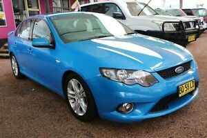 2011 Ford Falcon FG MkII XR6 Nitro 6 Speed Sports Automatic Sedan Minchinbury Blacktown Area Preview