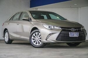2015 Toyota Camry ASV50R Altise Bronze 6 Speed Sports Automatic Sedan Bellevue Swan Area Preview