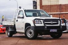 2011 Holden Colorado RC MY11 LX White 5 Speed Manual Cab Chassis Fremantle Fremantle Area Preview