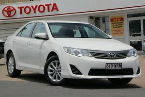 2014 Toyota Camry ASV50R Altise Diamond White 6 Speed Sports Automatic Sedan Woolloongabba Brisbane South West Preview