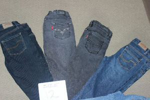 Great Condition - Girls Jeans clothes sz 8 - 10 - 12 - 14  Jeans