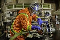 Supervisor, Chemical Cleaning