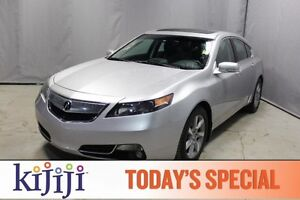 2013 Acura TL TECH Leather,  Heated Seats,  Sunroof,  Back-up Ca