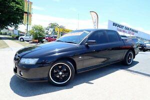 2007 Holden Crewman VZ S Black 4 Speed Automatic Dual Cab Woodridge Logan Area Preview