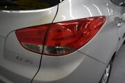 2011 Hyundai ix35 LM MY11 Active Silver 6 Speed Sports Automatic Wagon Brooklyn Brimbank Area Preview