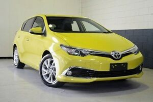 2015 Toyota Corolla ZRE182R Ascent Sport S-CVT Yellow 7 Speed Constant Variable Hatchback Nailsworth Prospect Area Preview