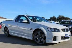 From $95 per week on finance* 2012 Holden Ute VE II SV6 Thunder Coburg Moreland Area Preview