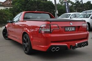 2013 Holden Special Vehicles Maloo GEN F R8 Red 6 Speed Manual Utility Dee Why Manly Area Preview