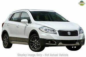 2014 Suzuki S-Cross JY GLX Prestige (4x4)  Continuous Variable Wagon Australia Australia Preview