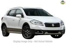 2014 Suzuki S-Cross JY GLX Prestige (4x4)  Continuous Variable Wagon Australia Australia Preview