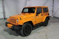 2012 Jeep Wrangler Sahara Electronic Fuel Injection