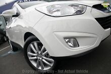 2012 Hyundai ix35 LM MY11 Highlander AWD White 6 Speed Sports Automatic Wagon Cannington Canning Area Preview