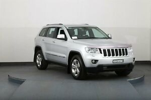2012 Jeep Grand Cherokee WK Laredo (4x4) Silver 5 Speed Automatic Wagon Smithfield Parramatta Area Preview