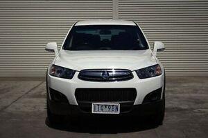 2011 Holden Captiva CG Series II 7 SX White 6 Speed Sports Automatic Wagon Seaford Frankston Area Preview