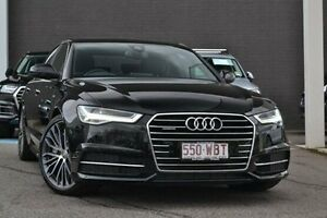 2015 Audi A6 4G MY16 Black 8 Speed Sports Automatic Sedan Burwood Whitehorse Area Preview