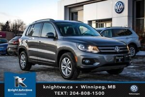 2014 Volkswagen Tiguan w/ Heated Seats 0.99% Financing Available