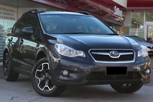 2013 Subaru XV G4X MY13 2.0i-L Lineartronic AWD Charcoal 6 Speed Constant Variable Wagon Waitara Hornsby Area Preview
