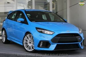 2017 Ford Focus LZ RS AWD Winning Blue 6 Speed Manual Hatchback Yeerongpilly Brisbane South West Preview