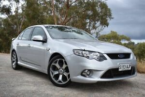 2010 Ford Falcon FG XR6 50th Anniversary Silver 6 Speed Sports Automatic Sedan St Marys Mitcham Area Preview