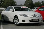 2010 Toyota Camry ACV40R MY10 Altise White 5 Speed Automatic Sedan Springwood Logan Area Preview