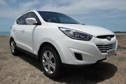 2014 Hyundai ix35 LM3 MY14 Active White 6 Speed Automatic Wagon The Gardens Darwin City Preview