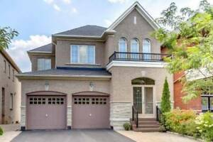 Detached 4-bed house in Vaughan